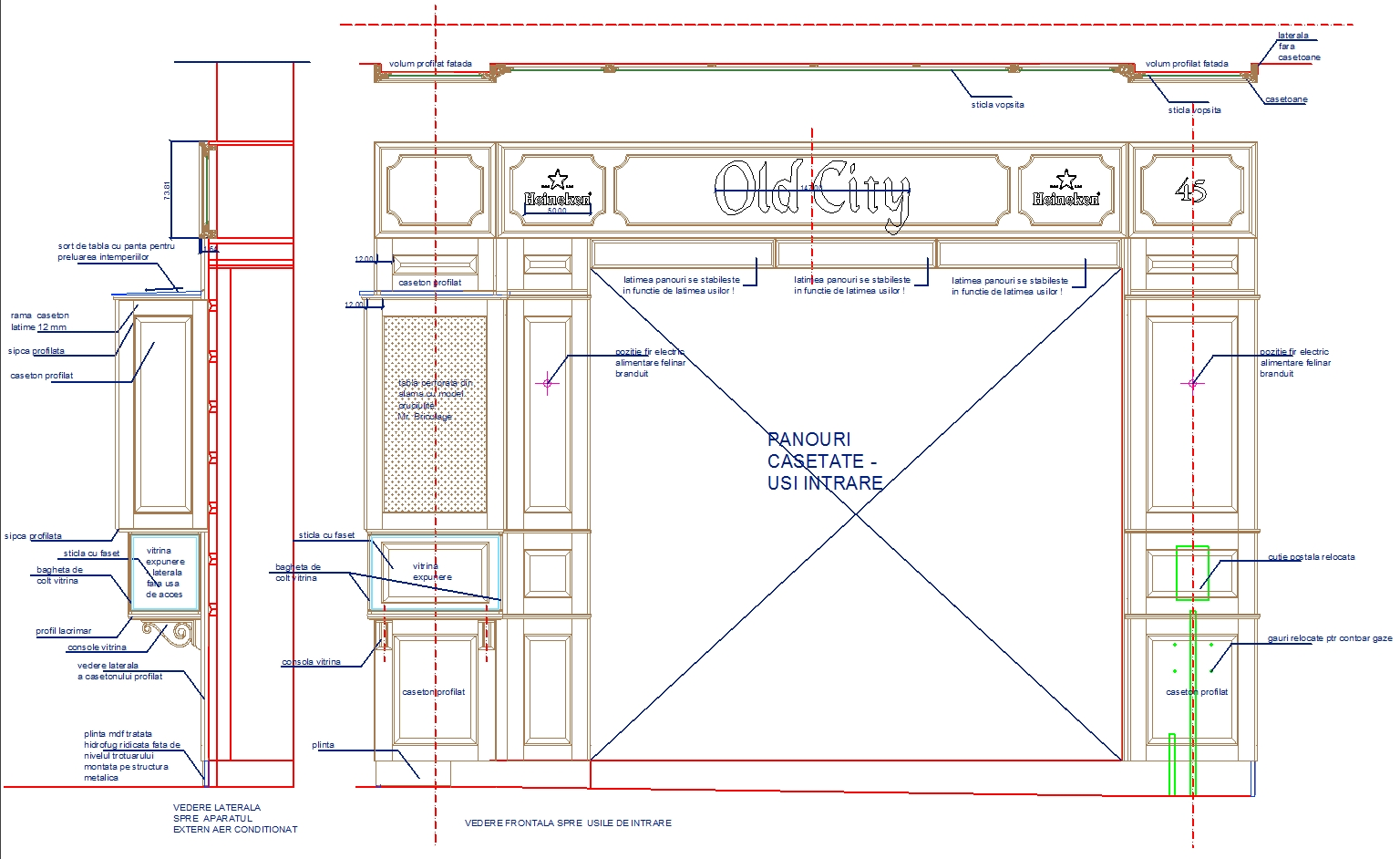 Drawings Technical Interior Design