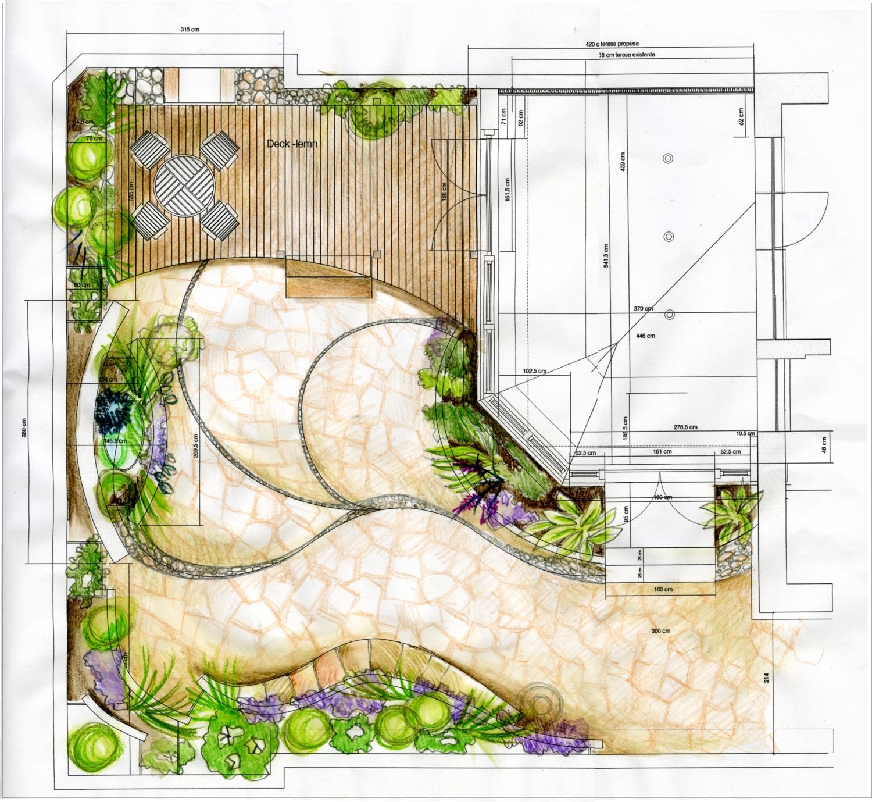 Garden Sketches Interior Design